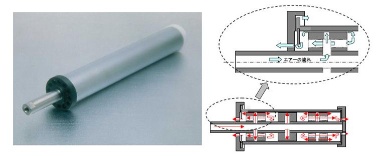 エアーローラー 特許 第2014113号