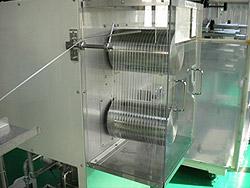 生物医療用繊維の乾燥工程