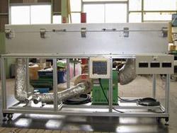糸の乾燥装置